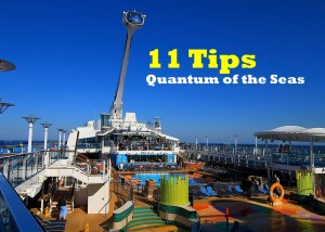 11 Tips for Quantum of the Seas