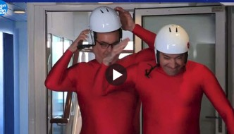 Jimmy Fallon on board Quantum of the Seas Video