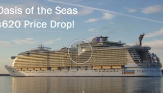 Oasis of the Seas Price Drops |Save $620!