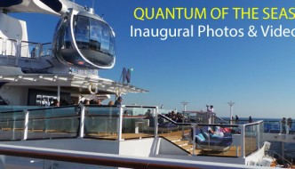 #QuantumoftheSeas Photos and Instagram Videos