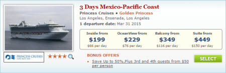 Cruise Deals The Best Spring Break Cruises CruiseSource - 5 day cruises