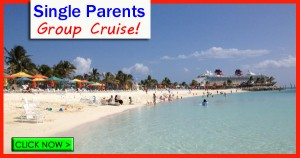 Single Parent Group Cruise 2015