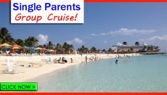 Single Parents Group Cruise from SinglesCruise.com