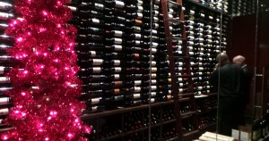 Red, The Steakhouse Wine Photo