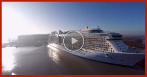Anthem of the Seas Drone Video