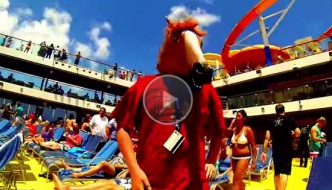 GoPro Cruise Video of the Week: Carnival Breeze