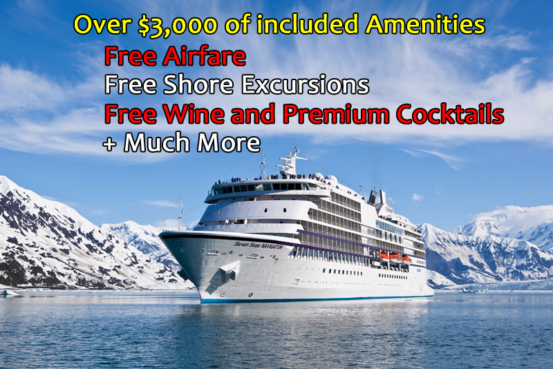 Why Regent Alaska Cruises Are A Great Value CruiseSource - Cruises with airfare