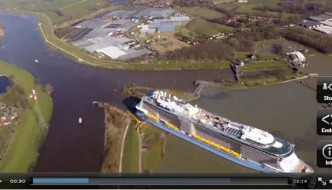Anthem of the Seas Conveyance Video