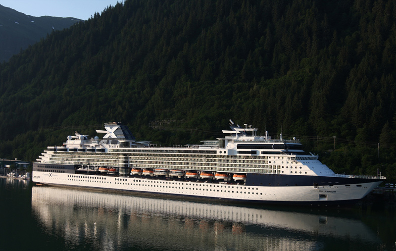Celebrity Millennium Alaska Cruise Photo