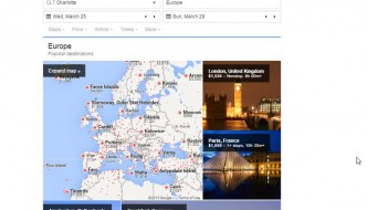 TRENDING NOW: Google Flights for travelers