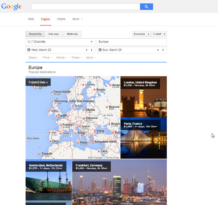 how to add a flight to google now