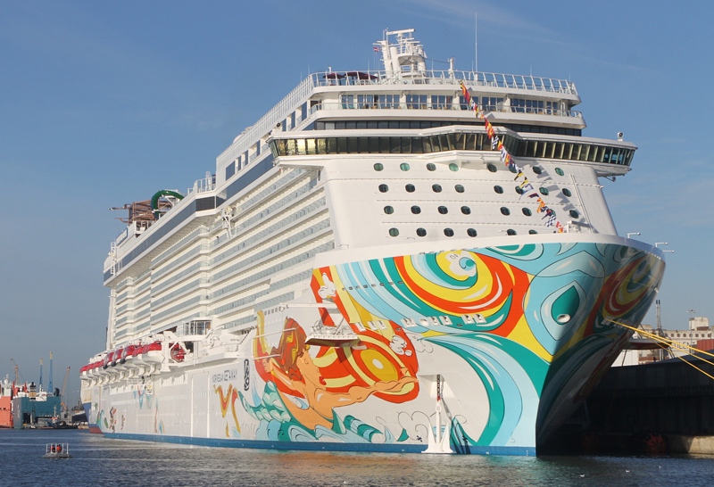Norwegian Getaway Photo