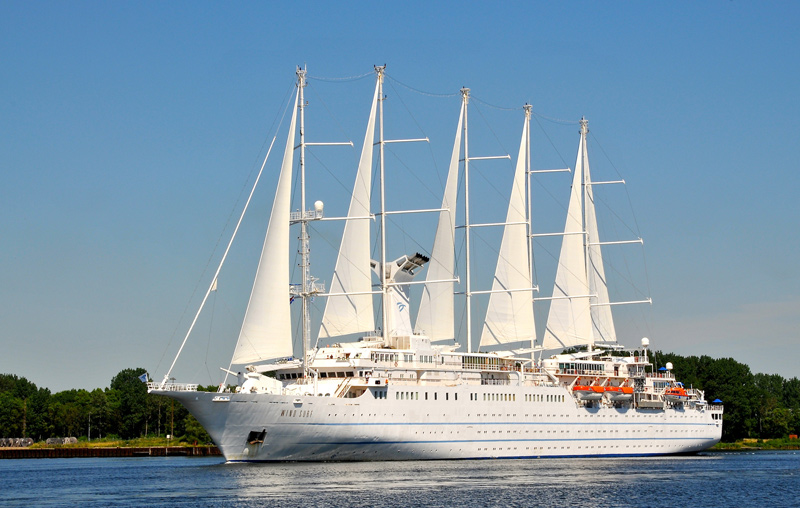 Windstar Wind Surf Photo