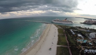 Cruise Ships of Miami DJI Phantom Video