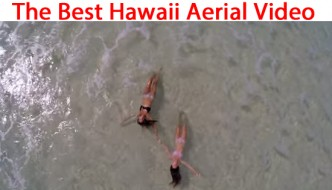 The Best Hawaii Aerial Video