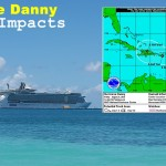 Hurricane Danny Cruise Impacts – 2015