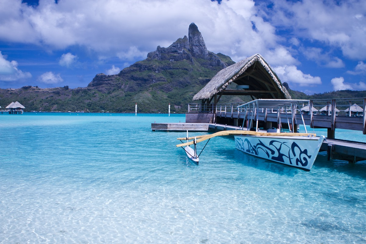 Bora Bora Luxury Cruise Photo