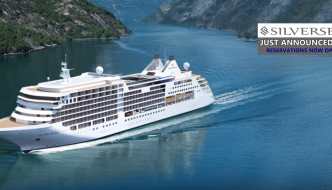 NEW LUXURY SHIP SPOTLIGHT: Silversea Silver Muse