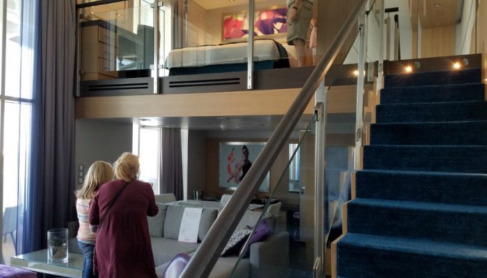 Harmony of the Seas Balcony Cabin and Suite Videos